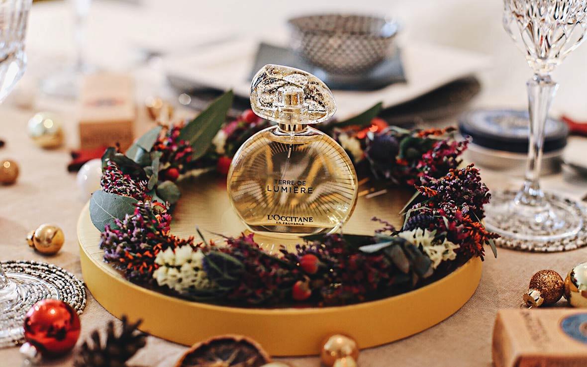 Ein weihnachtsabend mit l occitane lia blumenkind deko for Deko geschenkideen