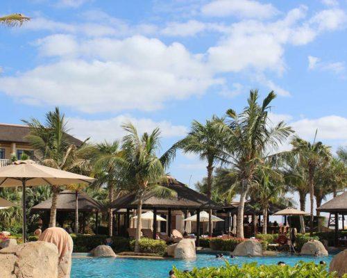 dubai, sofitel, the palm, luxury resorts