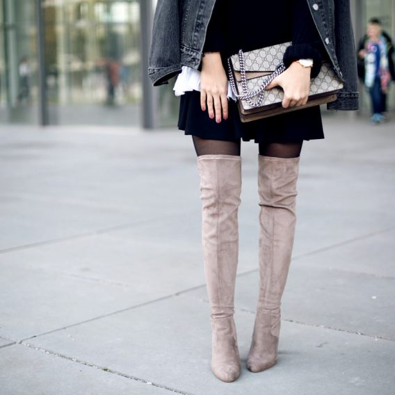 HOW TO STYLE OVERKNEES