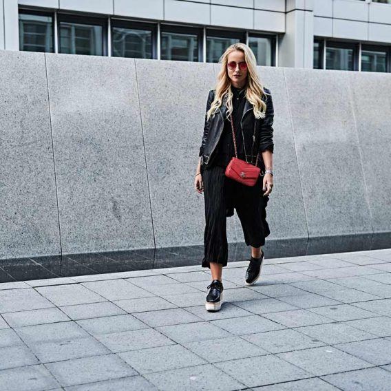 CULOTTES – COZY AND STYLISH